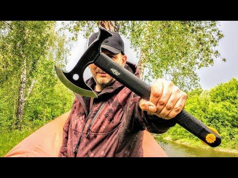 """Топор викинга-выживальщика и др. новинки """"Ganzo"""" \ магазин Bushcraft-shop.com.ua"""