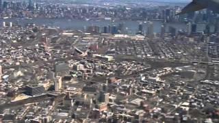 Aterrizando en NY (Newark)