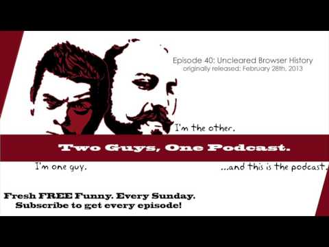 Episode 40: Uncleared Browser History