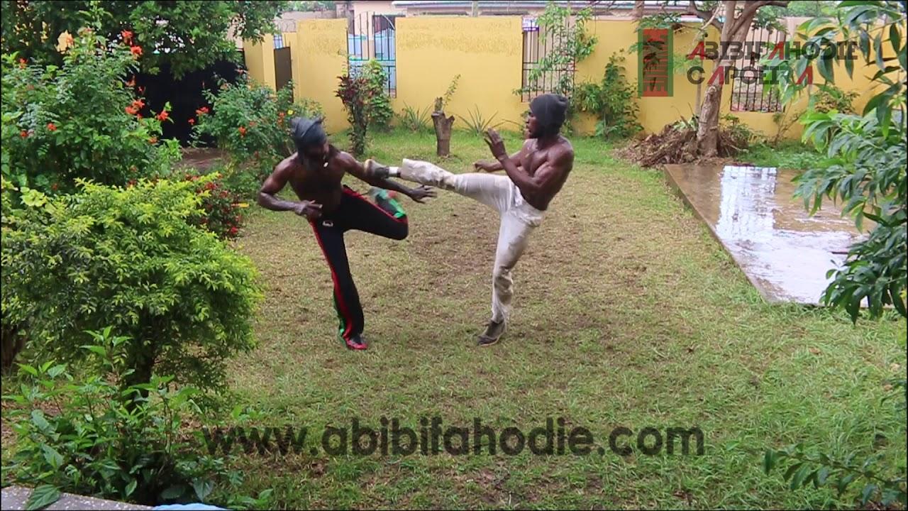 Afrikan Combat Capoeira