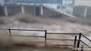 Sundha mata heavy rain video