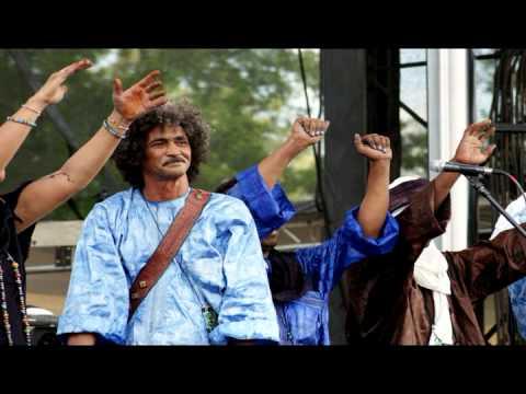Tinariwen in Concert - Bonnaroo 2010 (live pics)