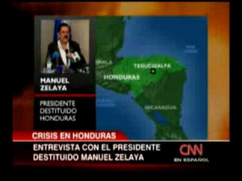 Noticias de Manuel Zelaya1