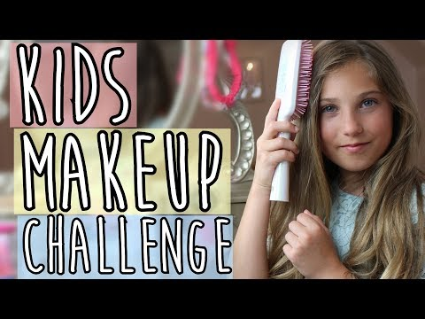 Thumbnail: FULL FACE USING ONLY KIDS MAKEUP!
