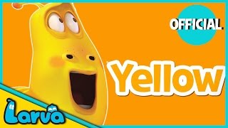 LARVA - MEET YELLOW | 2016 Full Movie Cartoon | Cartoons For Children | LARVA Official