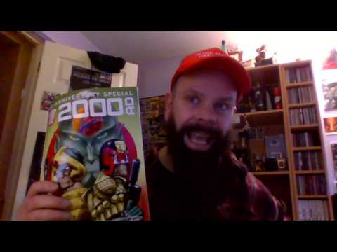 (RANT) Why nobody gives a **** about 2000AD