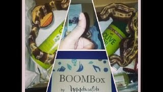 Unboxing my BOOMbox by Nappturalite Radio| February 2013 Thumbnail