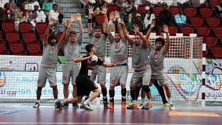 الشوط الأول | لخويا 25 - 21 النور السعودي | البطولة الآسيوية لكرة اليد2016