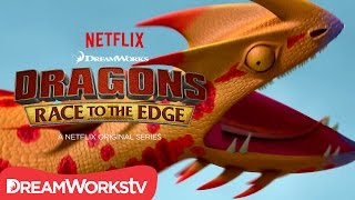 New Dragon Revealed: Singetail   DRAGONS: RACE TO THE EDGE