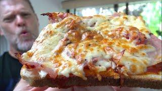 Airfryer Pizza Munchie - 5 Minute Snack