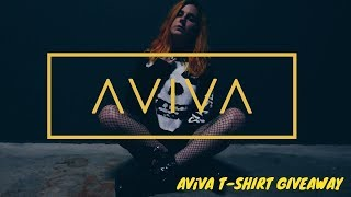 ⌠AViVA⌡ T-SHIRT GIVEAWAY WINNER
