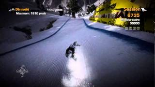Vidéo Gameplay HD Stoked Big Air Edition - Game In Motion