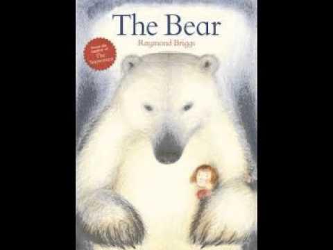 The Bear Raymond Briggs cassette audiobook