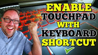 Enable or Disable Touchpad wit…