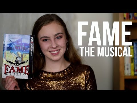 FAME THE MUSICAL: Birdie Productions | Theatre Review