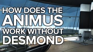 Assassins Creed 4: How Does the Animus Work Without Desmond? - Abstergo, Animus Omega