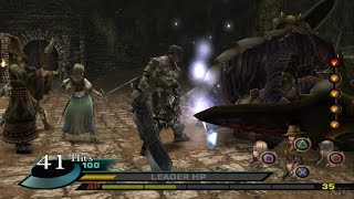 Valkyrie Profile 2: Silmeria PS2 Gameplay HD (PCSX2)