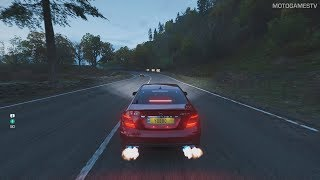 Forza Horizon 4 - Mercedes-Benz C 63 AMG Coupe Black Series Gameplay