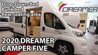 DREAMER CAMPER FIVE 2020 Camper Van 6,36 m