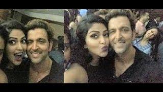 Amala Paul's Close Selfie with Hrithik Roshan | Hot Cinema News