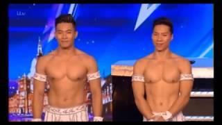 Giang Brothers - Niềm tự hào Việt Nam tại Britain's Got talent ! [VietSub]
