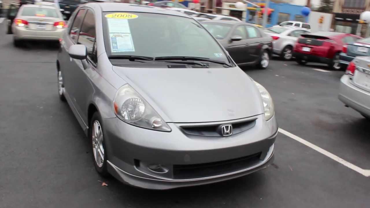 2008 honda fit used car dealer philadelphia pa youtube for Honda dealership philadelphia pa