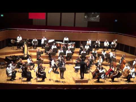 A. ARUTUNIAN - Trumpet Concerto played by Atakan ALTUĞ