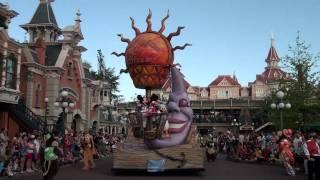 Disneyland Paris - Once Upon A Dream Parade HD
