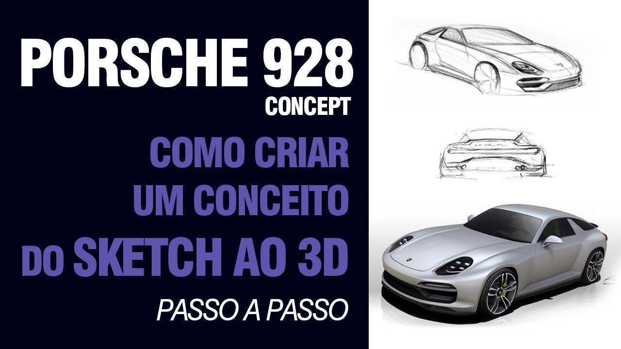 2020 Porsche 928Concept Spy Shoot