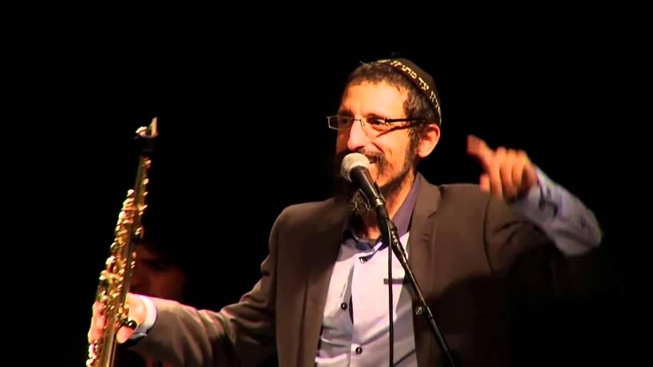 דניאל זמיר ואביתר בנאי בהופעה חיה - שיר געגוע לכאן