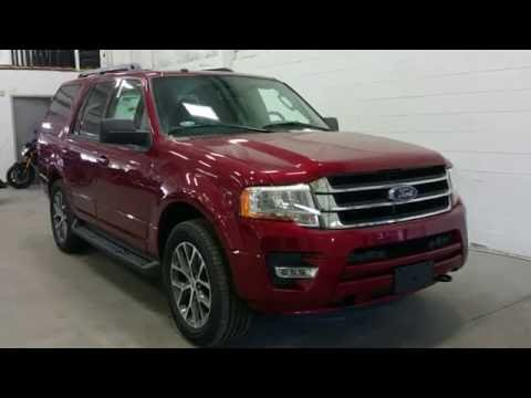 """2017 Ford Expedition XLT W/ 20"""" wheels, LED Daytime Running Lights Review 