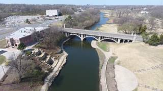 Brush Creek (over Cleveland Bride to Bruce Watkins Cultural Center) 004