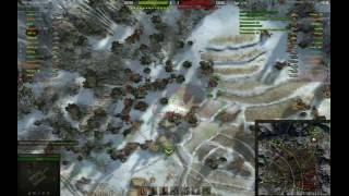 World of Tanks  Как правильно играть на САУ Часть №2