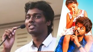 Are Vijay and Atlee coming together for Theri 2? | Vijay 61th Movie News update