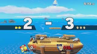 Super Smash Bros. Ultimate Online (2/18/19 A)
