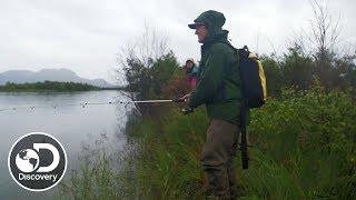 Salmon Fishing on the Homestead | Alaska: The Last Frontier