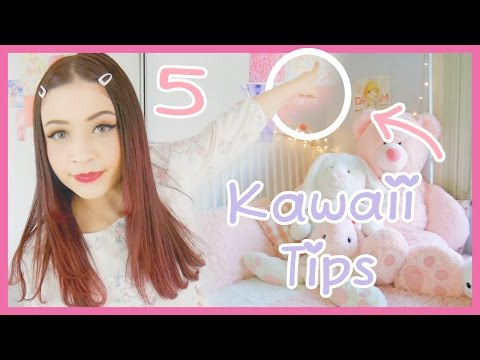 ♡ My TOP 5 KAWAII Tips for the CUTEST Bedroom ♡