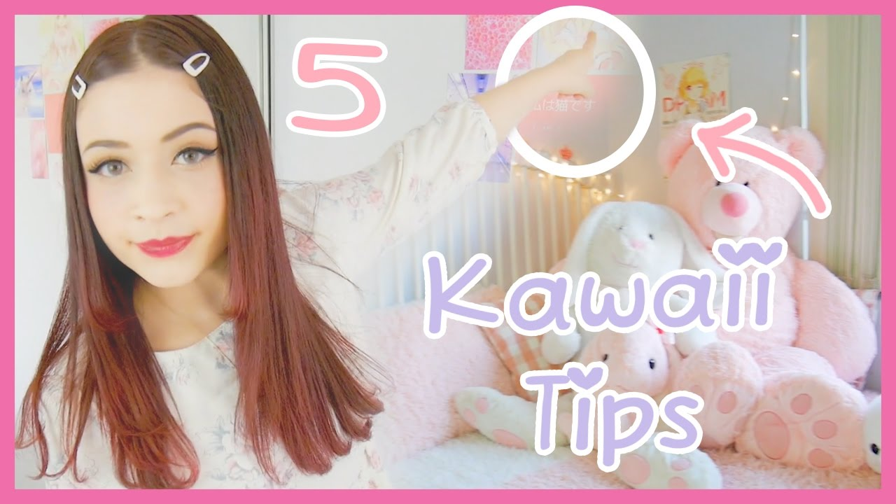 My Top 5 Kawaii Tips For The Cutest Bedroom