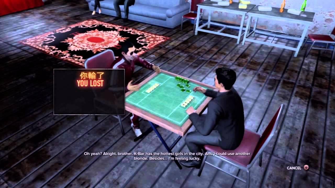 Sleeping dogs gambling den guide