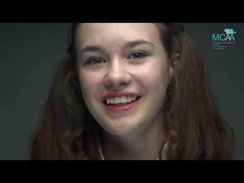 Актриса Вероника Устимова [МСАА] -  Видеовизитка