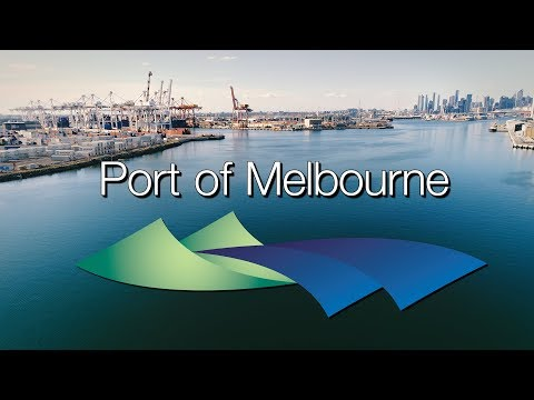 Port of Melbourne exports Riverina produce