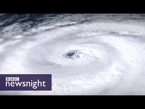 Is climate change causing more extreme weather? - BBC Newsnight
