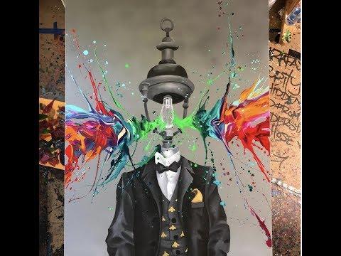 SURREALISM Salvador Dali Inspired, An Artist Spotlight on KRE8ARTAFAX