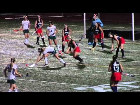 Rachel Record GK North Middlesex Regional High School vs Nashoba 9/23/2015