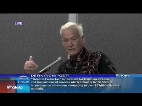 Honolulu Rail Hearing 8-14-17 Part 1