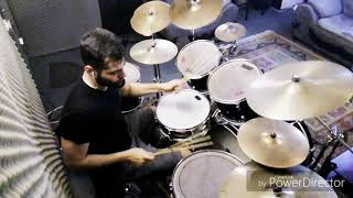tool - lateralus drum cover