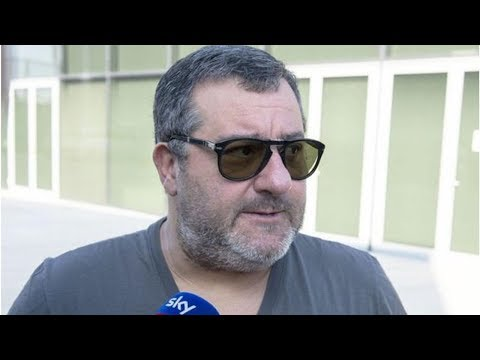 Mino Raiola opens up on relationship with Ed Woodward and hints at Paul Pogba Man Utd exit- trans...