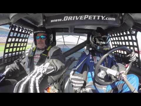 Taking a Test Drive with Dale Jr.