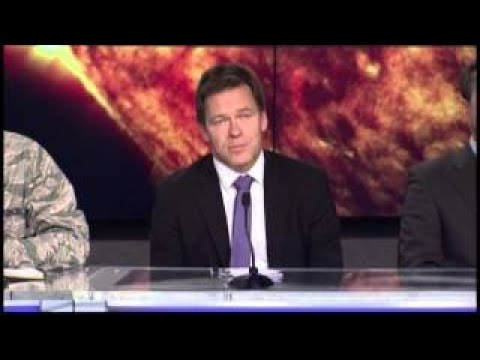 DSCOVR / SpaceX Falcon 9 Prelaunch Press Conference NASA TV