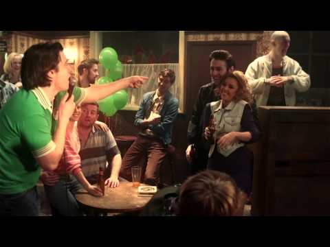 Sally Maclennane - The Commitments Happy St Patrick's Day